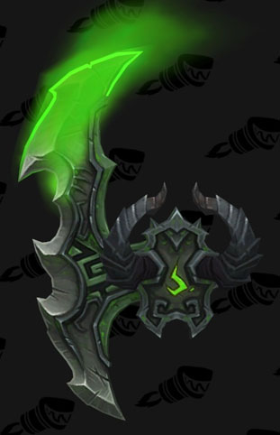 Vengeance - Upgraded - Illidari Crest - Research your full Artifact history
