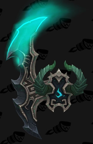 Vengeance - Upgraded - Illidari Crest - Unlock every Artifact Trait