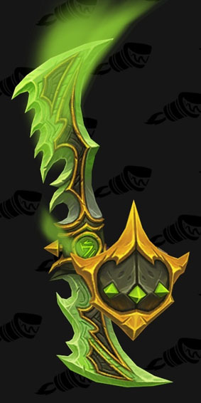 Vengeance - Valorous - Dreadlord's Bite - Complete Balance of Power questline