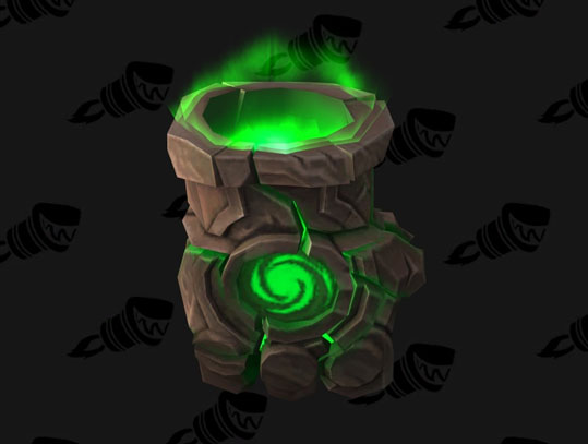 Windwalker - Hidden - Stormfist - 100 dungeons with Hidden skin