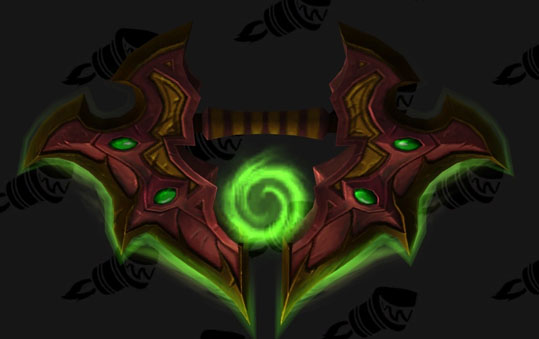 Windwalker - Upgraded - AlAkir Touch - Unlock every Artifact Trait
