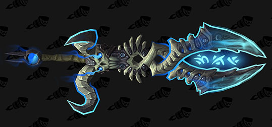 Death Knight - Unholy - Death's Deliverance - Appearance 1 small