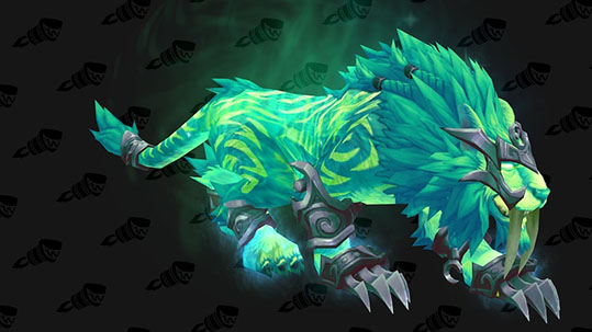 Druid - Feral - Ghost of the Pridemother - Appearance 2 small