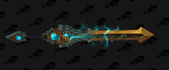 Mage - Fire - Timebender's Blade - Appearance 1 M small