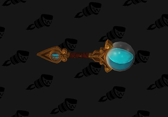 Mage - Fire - Timebender's Blade - Appearance 1 Off small