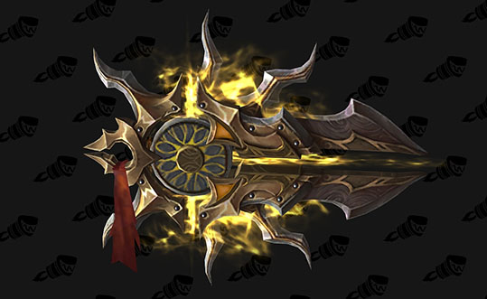 Paladin - Protection - Crest of Holy Fire - Appearance 1 Off small