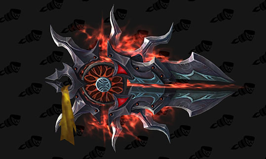 Paladin - Protection - Crest of Holy Fire - Appearance 3 Off small
