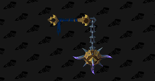 Paladin - Protection - Crest of Holy Fire - Appearance 4 M small
