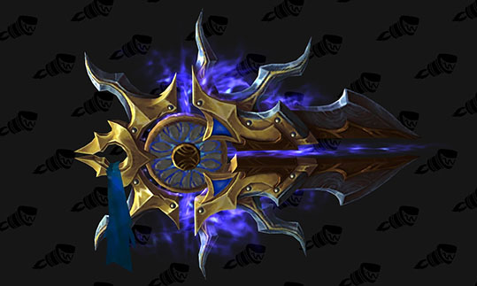 Paladin - Protection - Crest of Holy Fire - Appearance 4 Off small