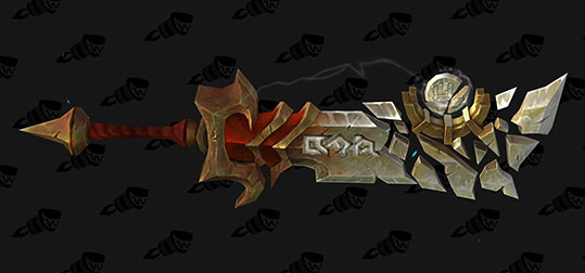 Paladin - Retribution - Shattered Reckoning - Appearance 2 small