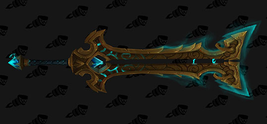 Warrior - Arms - Blade of the Sky Champion - Appearance 1 small