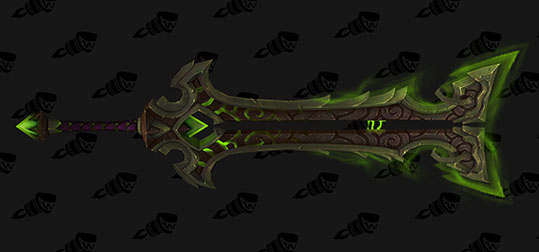 Warrior - Arms - Blade of the Sky Champion - Appearance 2 small