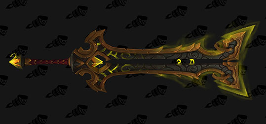 Warrior - Arms - Blade of the Sky Champion - Appearance 4 small