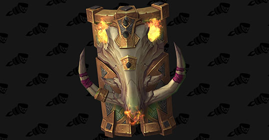 Warrior - Protection - Legionbreaker - Appearance 3 S small