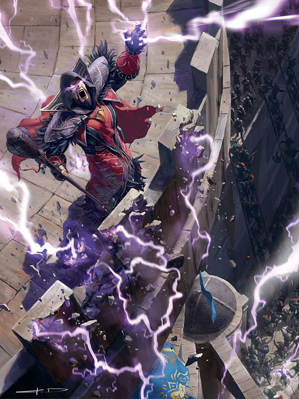 Medivh destroys Gurubashi Siege