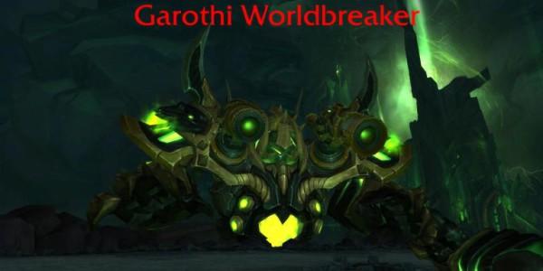 Garothi Worldbreaker