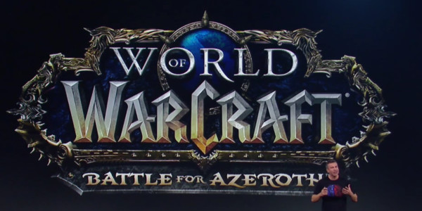Battle for Azeroth Logo