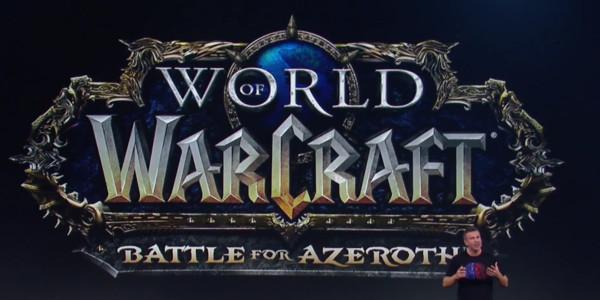 Battle for Azeroth Logo