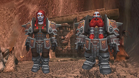 Dark Iron Dwarves Heritage Armor small