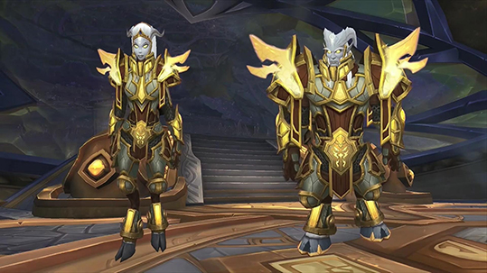 Lightforged Draenei Heritage Armor small