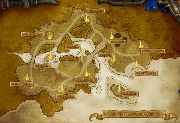 WoW-Patch-7.3.5-Seeting Shore