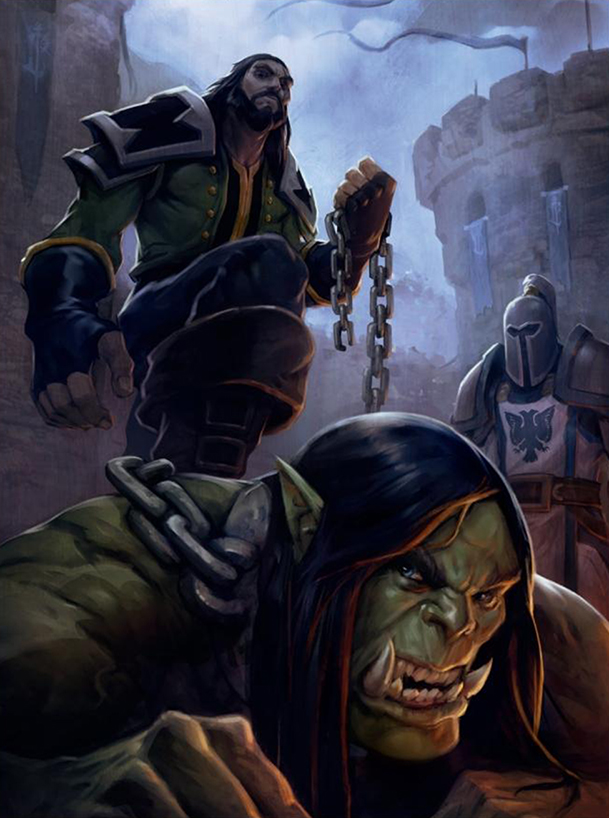 Thrall and Blackmoore