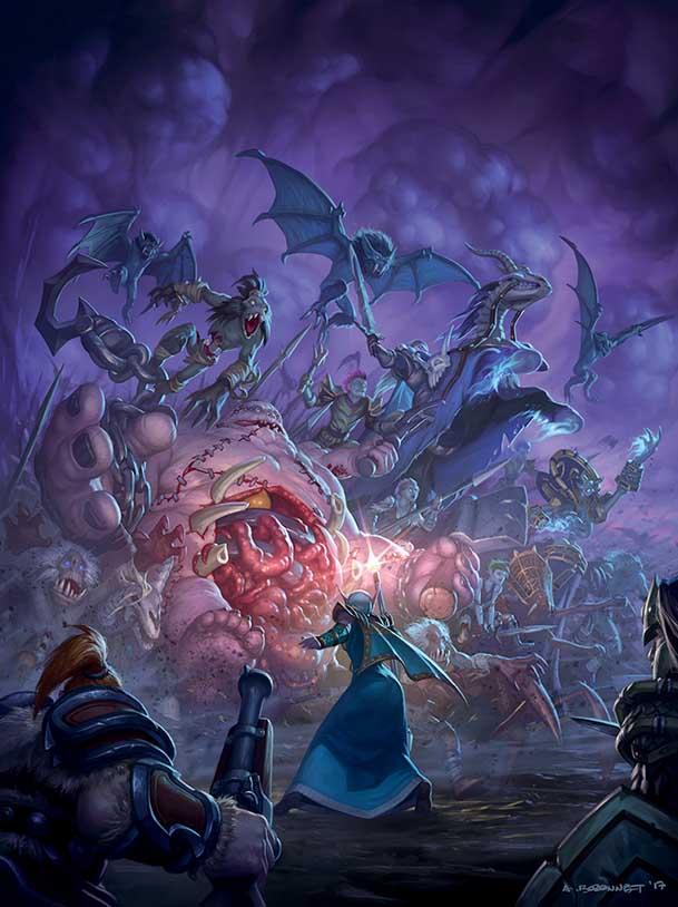 World of Warcraft Chronicle Vol. 03-085 small