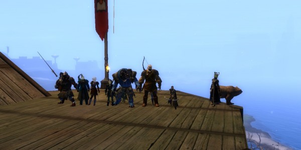 Guild Wars 2 ComCon Castle