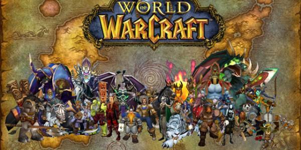 World of Warcraft classes