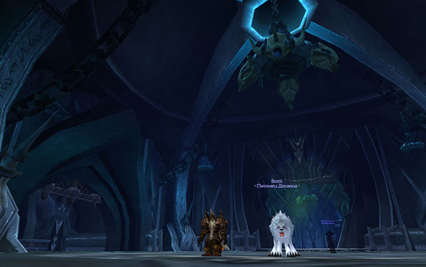 Part 14. Frozen Hall