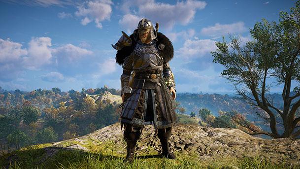 Galloglach Armor Set small