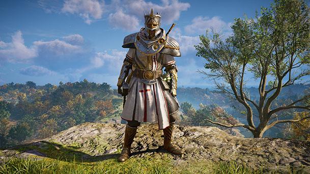 Saint George Armor Set small